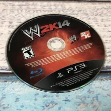 WWE 2K14 (Sony PlayStation 3 PS3, 2013) Disc Only