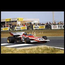 Photo A.008909 JACKY ICKX PILOTE GP F1 1972 FORMULE 1 GRAND PRIX SPA