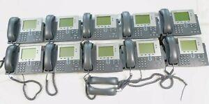 Cisco 7942G IP Phone - LOT OF 10