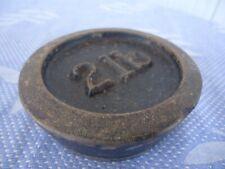 vintage antique pmg weight 2lb kitchen scales
