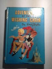 Adventures of the Wishing-chair by Blyton, Enid Hardback Book The Fast Free