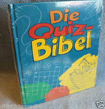 Die Quiz-Bibel - Kinderbibel - Gudrun Böckermann ISBN: 3761551371 - NEU
