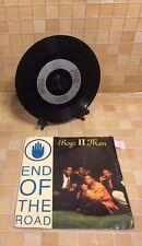 Boyz II Men-End Of The Road-TMG 1411-vinyl 7-uk- EX / EX #1258