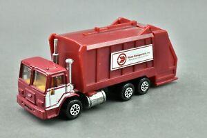 1997 Road Champs Deluxe Series Waste Management Inc. Van Truck Vintage