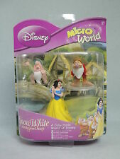 Blanche Neige figurine Snow White figure pack Disney MICROWORLD Giochi Preziosi