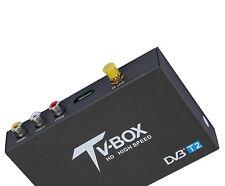 Car digital TV DVB-T2 TV receiver DVB T2 receivers DVB Tuner MPEG4/MPEG2