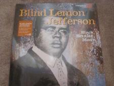 BLIND LEMON JEFFERSON - noir serpent Moan - Nouveau LP Record