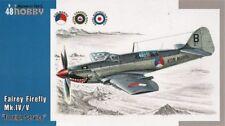 "Special Hobby 1/48 Fairey Firefly Mk IV/V ""Service Extérieur"" # 48041"