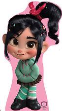Disney Wreck It Ralph - Vanelope Von Schweetz CARDBOARD CUTOUT standee C1392