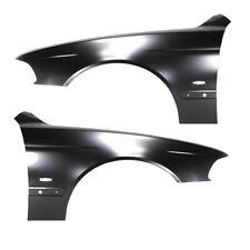 97-03 BMW 5-Series Sedan/Wagon Front Fender Quarter Panel Left & Right SET PAIR