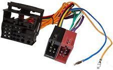 Adaptador cable enchufe ISO para autoradio de Citroen Berlingo C2 C3 C4 C5 C6 C8