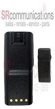 Battery With Belt Clip for Motorola Radio GTX800 GTX900 GP300 LTS2000 1600mAh