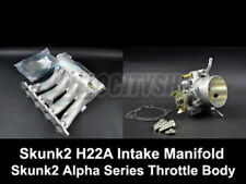 Skunk2 Pro Series Intake Manifold Alpha 70mm Throttle Body H22A exclude Type SH