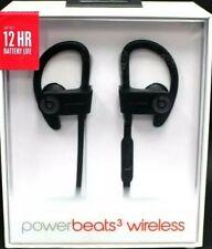 Beats by Dr. Dre Powerbeats3 Wireless Ear-Hook Wireless Headphones - Black New