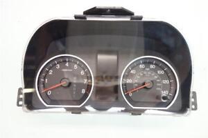 10 11 Honda CR-V Speedometer meter instrument gauge cluster odometer 78120-SWB-A