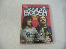 THE MIGHTY BOOSH 2 DVD (TWO DISKS)