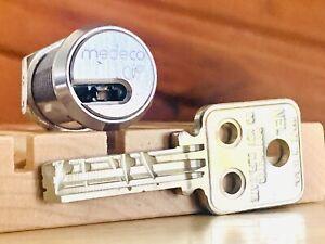 Medeco Duracam UL Listed High Security Lock w/ Key Locksport