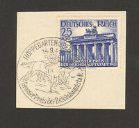 RARE Stamp Germany 1941 SC B193 BRANDENBURG GATE BERLIN