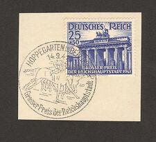 RARE Stamp Germany 1941 SC B193 BRANDENBURG GATE BERLIN