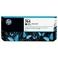 HP 764 | DesignJet Ink Cartridge | Matte Black | 300-ml | C1Q16A