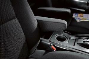 Toyota FJ Cruiser 2007 - 2012 Black Passenger Side Center Armrest - OEM NEW!