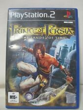 PRINCE OF PERSIA PLAYSTATION 2 - PAL Game