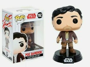Star Wars - Poe Dameron Pop! Vinyl #192