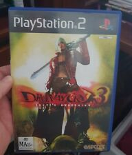 Devil May Cry 3 (no booklet) - PLAYSTATION 2 PS2  - FREE POST