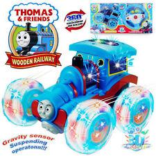 360° THOMAS THE TANK ENGINE & FRIENDS RC RADIO REMOTE CONTROL TRAIN CAR KIDS TOY
