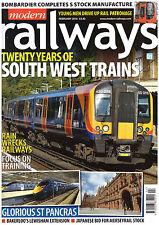Modern Railways Feb 2016 Network Rail / British Rail / British Railways BR NR