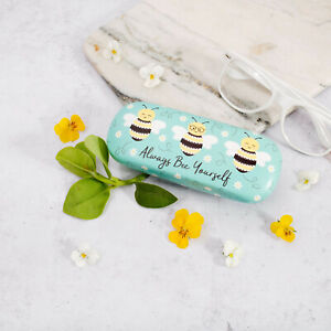Always Bee Yourself - Glasses Case - Brand New