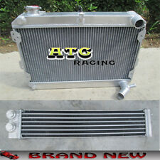 Aluminum Radiator + Oil cooler for Mazda RX7 RX-7 SA/FB S1 S2 S3 MT Series 1/2/3