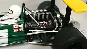 RARE Scalextric Superslot H3702A 2 Wing Brabham BT26A Jacky Ickx No4 Ltd Edition