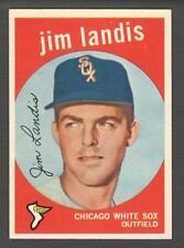 1959 Topps #493 Jim Landis