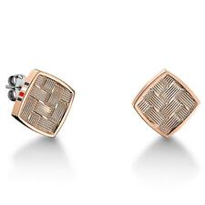 Tommy Hilfiger Fine Core Rose Gold Plated Ladies Stud Earrings 2700995