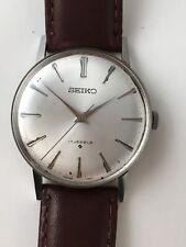 Seiko 66-9990 Reloj De Acero Vintage de 1963 Caballeros Reloj