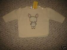 """GG246/7 NWT 3-6 Gymboree """"Cozy Critters"""" bunny sweater"""