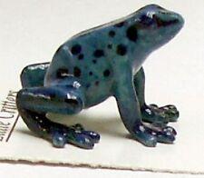 little Critterz Miniature Blue Dart Frog LC302 (Buy 5 get 6th free!)