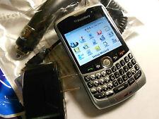 GOOD BlackBerry Curve 8330 Camera QWERTY Bluetooth CDMA Video VERIZON Cell Phone