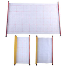 Chinese Calligraphy Water Writing Cloth Magic Fabric Reusable Washable Thicken