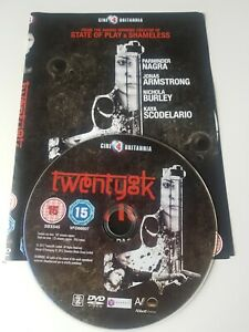 Twenty8k (DVD, 2012) DISC AND COVER ONLY