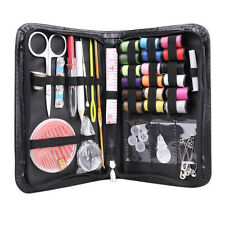 38pcs Set Sewing Beginner Kit Tools Bag Supplies Adults Kids Home Travel Campers