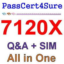 Avaya Aura Core Components Integration 7120X Exam Q&A PDF+SIM