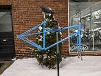 "VTG Schwinn Approved Le Tour Steel  22"" Road Bike Frame & Fork Japan"