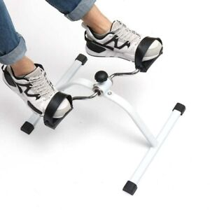 Pro Exercise Trainer Leg Trainer Car Bike Physical Therapy Indoor Fitness Cycle