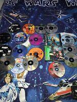 Playstation 1 Game Lot+demo Disc Magazine 30pc Lot Spyro Crash Chrono Cross More