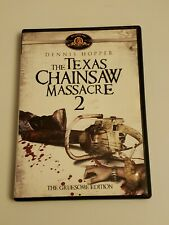 The Texas Chainsaw Massacre 2 (Dvd, 2006, Gruesome Edition Checkpoint Lenticula…