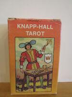 KNAPP-HALL TAROT DECK