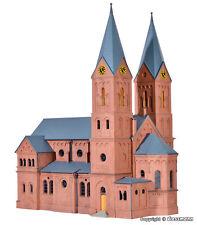 Kibri H0 39760 romanische Stadtkirche gut gebaut