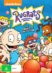 Rugrats: The Complete Collection - DVD (NEW & SEALED)